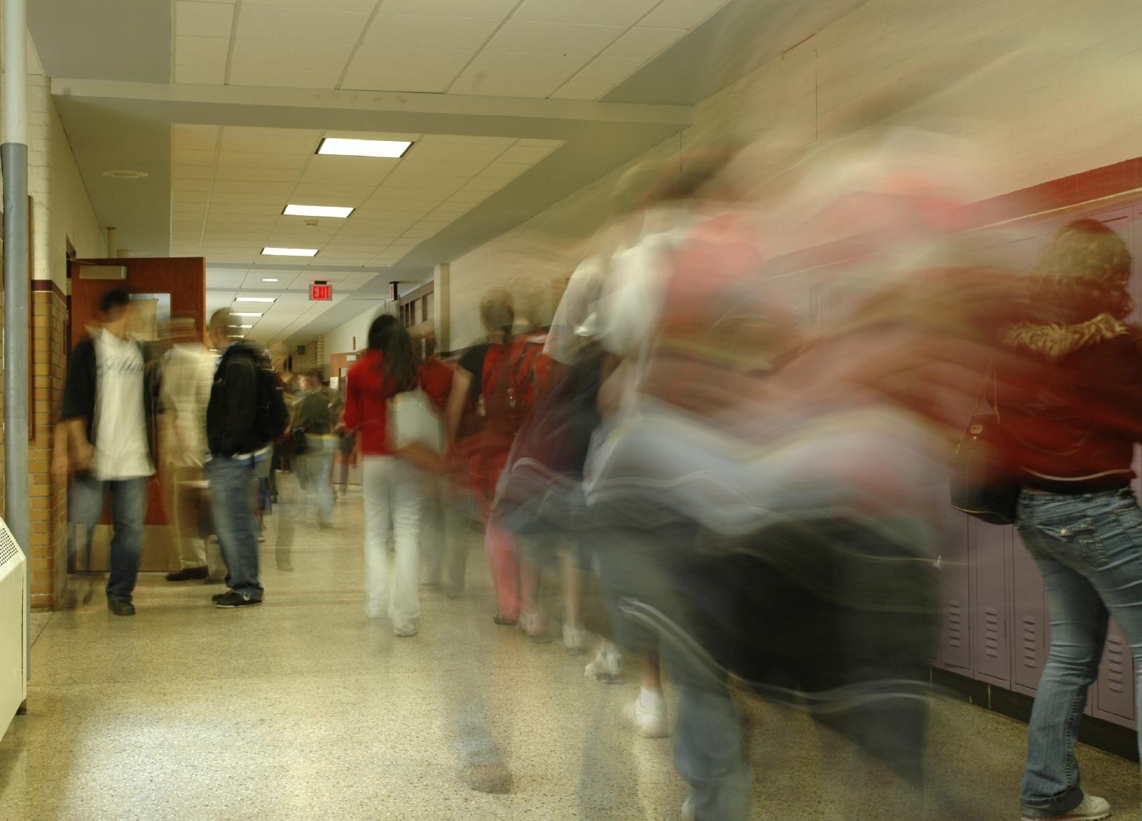 informacast-hallway